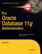 Cover of Pro Oracle Database 11g Administration