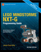 Cover of Lego Mindstorms NXT-G Programming Guide, Second Edition