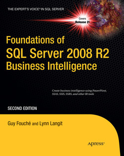 Foundations of SQL Server 2008 R2 Business Intelligence, Second Edition