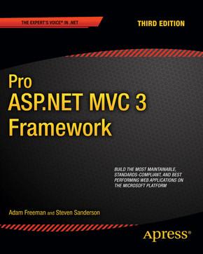 Pro ASP.NET MVC book on safari books online