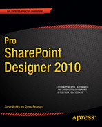 Cover of Pro SharePoint Designer 2010