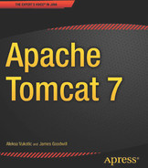 Cover of Apache Tomcat 7