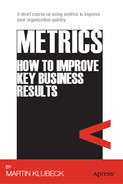 Cover of Metrics: How to Improve Key Business Results