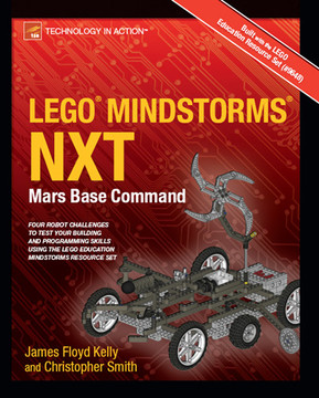 LEGO® MINDSTORMS® NXT: Mars Base Command