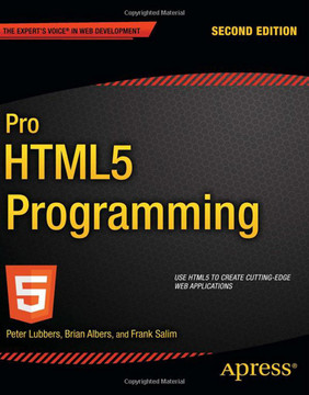 Pro HTML5 Programming, Second Edition