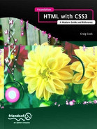 Cover of Foundation HTML5 with CSS3