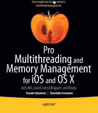Pro Multithreading and Memory Management for iOS and OS X
