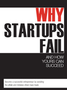 Cover of Why Startups Fail: And How Yours Can Succeed