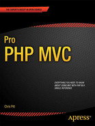Cover of Pro PHP MVC