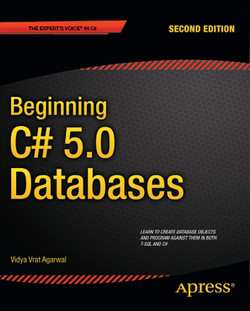 Beginning C# 5.0 Databases, Second Edition