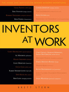 Cover of Inventors at Work: The Minds and Motivation Behind Modern Inventions
