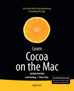 Cover of Learn Cocoa on the Mac, Second Edition