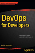 Cover of DevOps for Developers