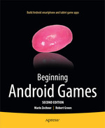Cover of Beginning Android Games, Second Edition