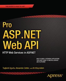 Pro ASP.NET Web API: HTTP Web Services in ASP.NET