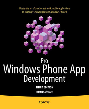 Pro Windows Phone App Development, Third Edition