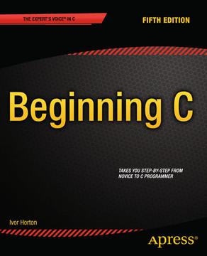 Beginning C, Fifth Edition