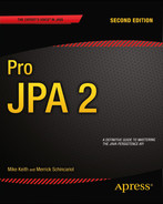 Cover of Pro JPA 2, Second Edition