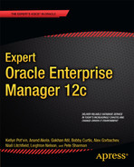 Cover of Expert Oracle Enterprise Manager 12c
