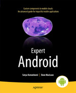 Cover of Expert Android