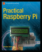 Cover of Practical Raspberry Pi