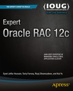 Cover of Expert Oracle RAC 12c