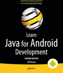 Learn Java for Android Development, Second Edition