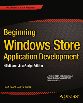 Beginning Windows Store Application Development–HTML and JavaScript Edition