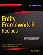 Cover of Entity Framework 6 Recipes, Second Edition