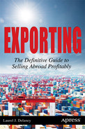Cover of Exporting: The Definitive Guide to Selling Abroad Profitably