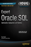 Cover of Expert Oracle SQL