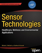 Cover of Sensor Technologies: Healthcare, Wellness and Environmental Applications