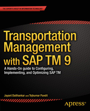 Transportation Management with SAP TM 9.0