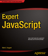 Cover of Expert JavaScript