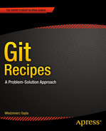 Cover of Git Recipes: A Problem-Solution Approach
