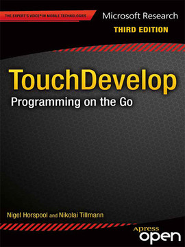 TouchDevelop: Programming on the Go, Third Edition
