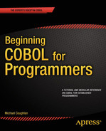 Cover of Beginning COBOL for Programmers
