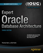 Cover of Expert Oracle Database Architecture, Third Edition