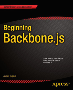 Beginning Backbone.js