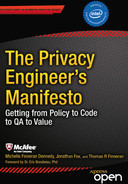 Cover image for The Privacy Engineer's Manifesto: Getting from Policy to Code to QA to Value