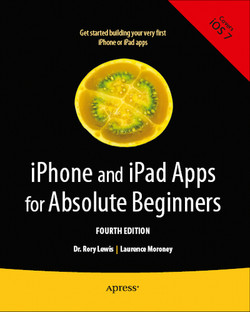 iPhone and iPad Apps for Absolute Beginners, Fourth Edition