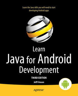 Learn Java for Android Development, Third Edition