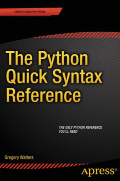 The Python Quick Syntax Reference