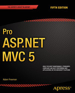 Cover of Pro ASP.NET MVC 5, Fifth Edition
