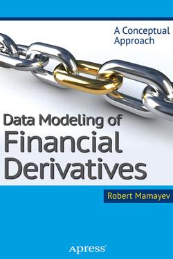 Data Modeling of Financial Derivatives: A Conceptual Approach