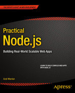Cover of Practical Node.js: Building Real-World Scalable Web Apps