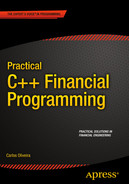 Cover of Practical C++ Financial Programming