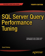 Cover of SQL Server Query Performance Tuning,Fourth Edition