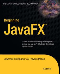 Beginning JavaFX™
