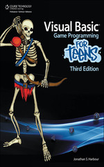 Visual Basic® Game Programming for Teens, Third Edition
